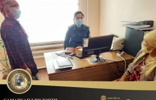 Samarqandda Tazyiq va zo'ravonlikka qarshi kurashish oyligi maxsus profilaktik tadbirlari …