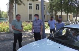 Samarqandda IIB xodimiga 4000 AQSH dollariga yaqin pullarni pora tariqasida berayotganlar …