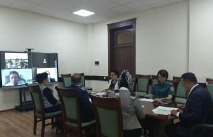 В Самарканде состоялась конференция на тему защиты женщин от насилия