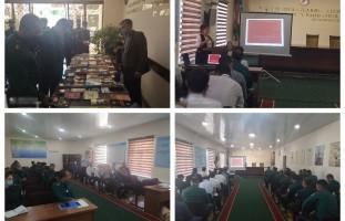 Очередное мероприятие, посвященное дню праздника узбекского языка, состоялось в Каттакурга…